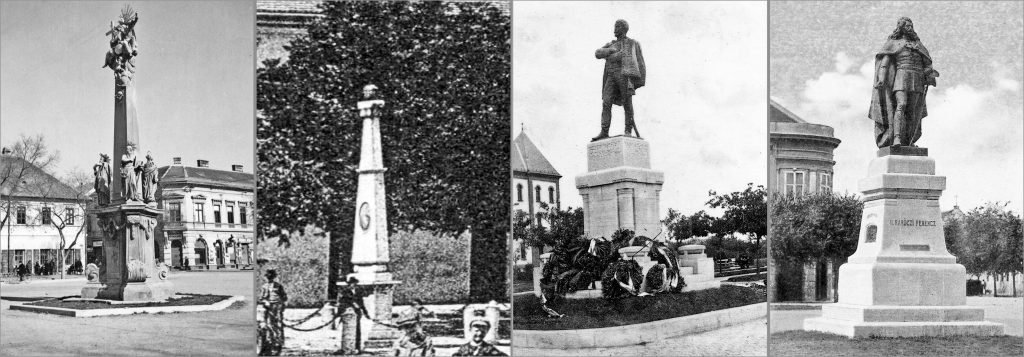 Spomenik Kralju Aleksandru U Somboru Ravnoplov